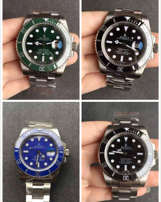 Special offer of Noob Factory Rolex Submariner V5s will be ended 3 days later! The quantity is limited now! First come, first served!