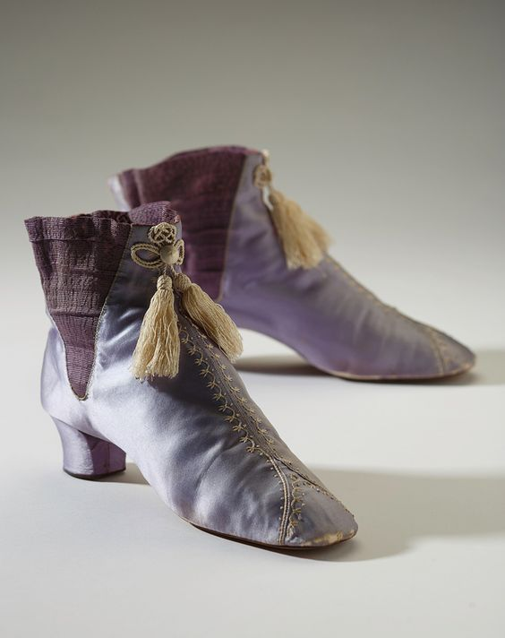 When Were Laced Shoes Invented