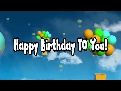 Geburtstagslied Lustig Happy Birthday Geburtstagslied