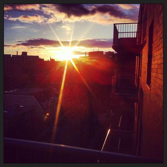 Morning Halifax ☀ #sunrise