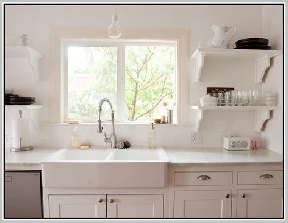 Home design Home and Cheap farmhouse sink on Pinterest