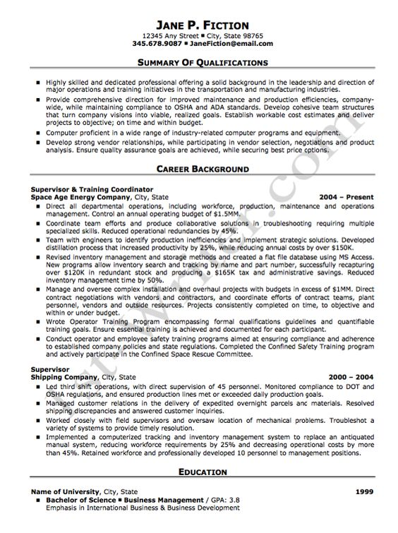 Resume Student No Paid Work Experience - http\/\/resumesdesign - petroleum supply specialist sample resume