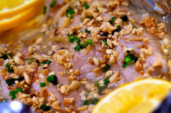 Lunar New Year, and Vietnamese Grilled Fish with Crispy Skin (Cá Nướng Da Giòn) on Fridgg.com *Food blog*