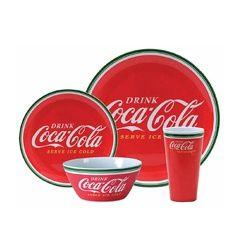 Coca-Cola Dishes