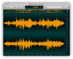 ocenaudio - downloadable audio editor