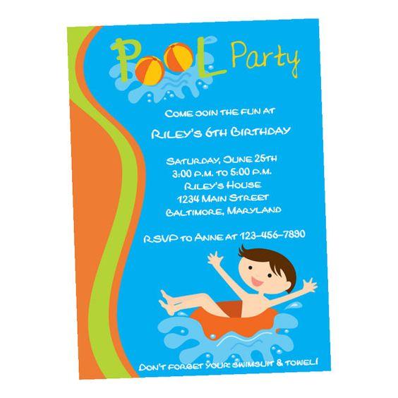 Kid Birthday Invitations as amazing invitation sample