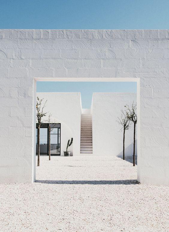 Design Within Reach — salvalopez:   Masseria Moroseta, Puglia. May...
