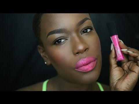 YouTube..Lippies for dark skin women...