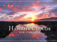 "#futurehome ""A Time-Lapse Study of Hawaii's Spectacular Clouds"" via The Atlantic"