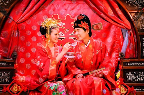 mariage chinois traditionel