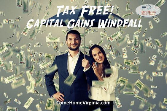 Tax Free Capital Gain Exclusion