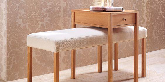 Giulietta Bench by Porada - Via Designresource.co
