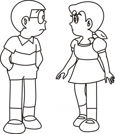 Coloring Book Doraemon jeffersonclan