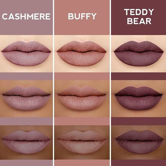 Pick a fave, tag a friend  #Velvetines available now on limecrime.com  #limecrime