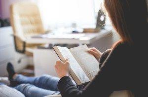 Aprender a ler! Melhore sua visão durante a leitura
