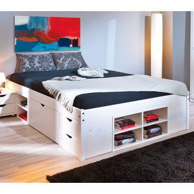 house additions till storage bed frame wayfair uk