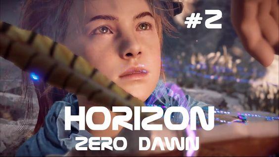 Let's Play Horizon Zero Dawn #02 - Der Weg nach draußen [Deutsch/German]