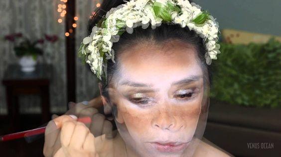 Stunning Gypsy Makeup Tutorial Halloween Photos - harrop.us ...