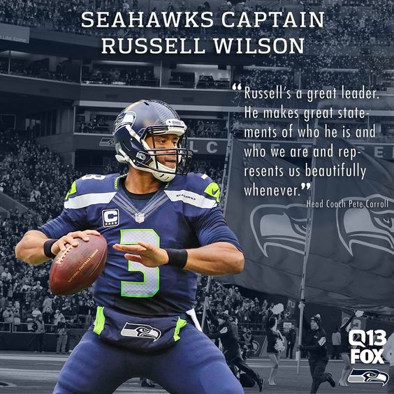 Russell Wilson - Seahawks