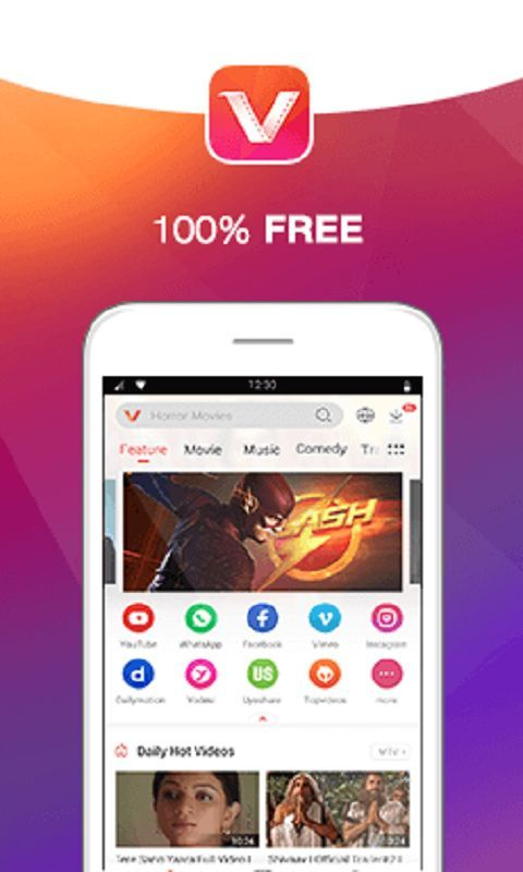 Vidmate Android Apps Free Download Free App Video Downloader App