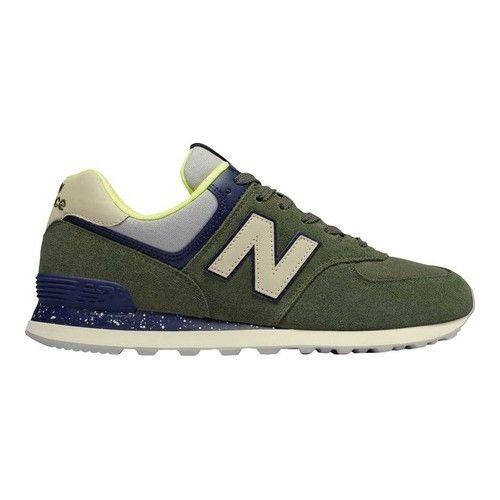 New Balance Men's 574 v2 Hi-Vis Sneaker