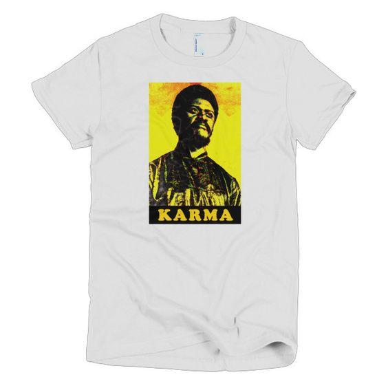 Pharoah Sanders - Karma Jazz Short sleeve women's t-shirt