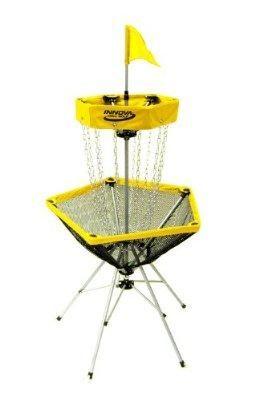 Disk Golf Basket