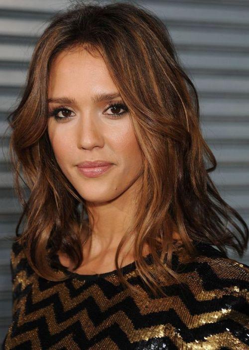 Die 50 besten Frisuren für ovale Gesichtsformen - Frisuren Bild
