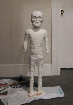 Halloween Forum character build