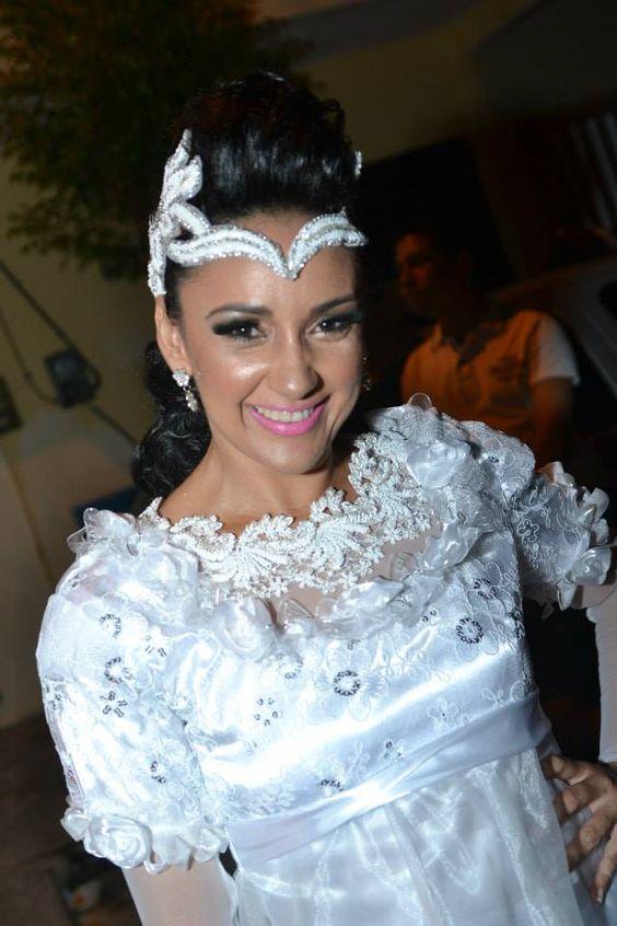 Noiva do Brasil.
