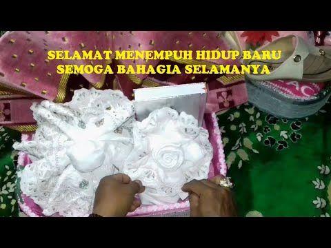 Seserahan Mukena Sajadah Bentuk Bunga Youtube Flower
