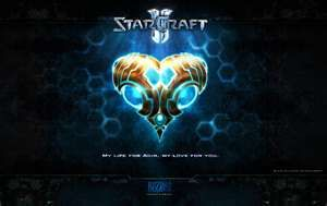 Starcraft II - One of my favourite rts games!