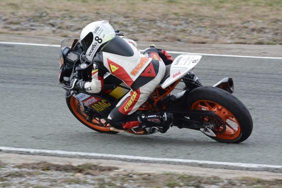 FLORIAN WEISS   RACEFLO   MOTORRAD MOTORSPORT WEIß