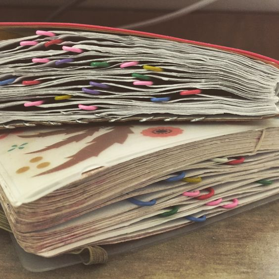 Notebooks containing the story for Book Three of the His One Series - His Only One