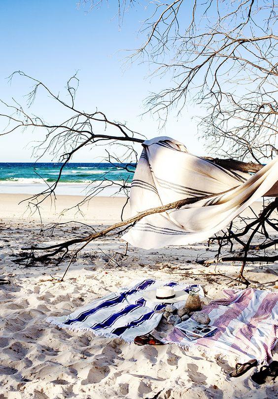 Towel beach fort