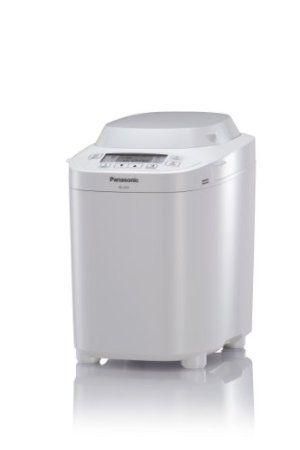 Panasonic SD-2501 WXC Automatic Breadmaker with Nut & Raisin Dispenser & Gluten Free Program, White: Amazon.co.uk: Kitchen & Home
