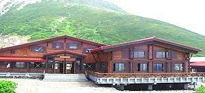 Hakusan Murodo Lodge 白山室堂ビジターセンター