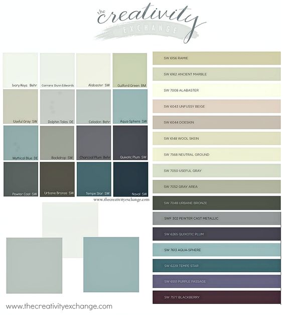 color forecasts and trends in paint colors the creativity exchange