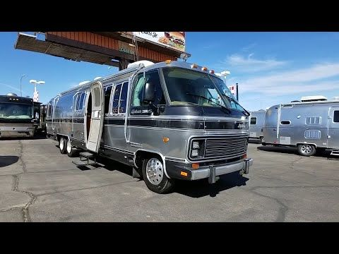 1987 Airstream 345 Las Vegas Henderson Salt Lake City Phoenix