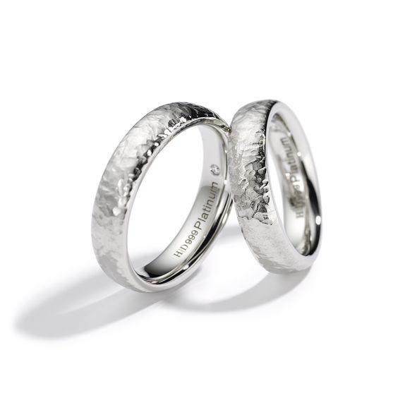 Henrich + Denzel - Purest Trauringe - 999 Platin - Diamanten +++ Henrich + Denzel - Purest Wedding Rings - 999 Platinum - Diamonds