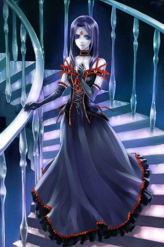 Resultado de imagen para raven titans anime