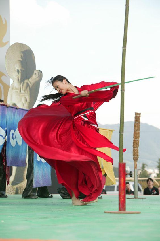 Haidong Gumdo - Female Sword Dance