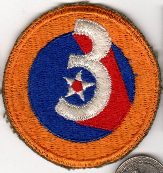 Wwii air corps unit patches