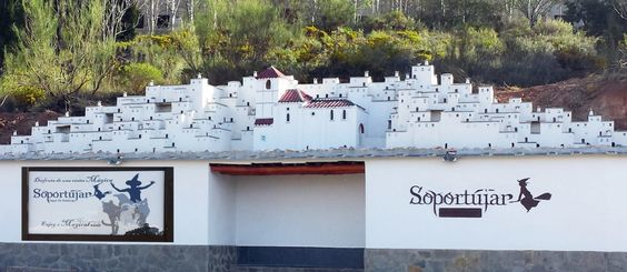 Soportújar, pueblo de brujos #Granada #Alpujarra #brujos #brujas #witch #aquelarre