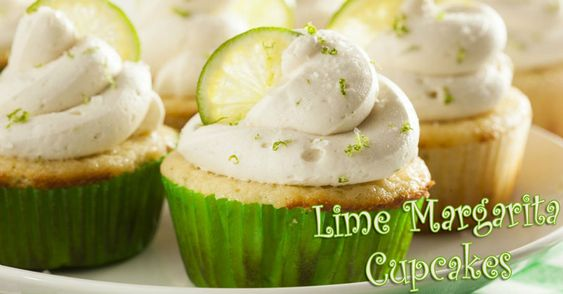 Budget101.com - - Margarita Cupcakes -The Perfect End to a Long Day!