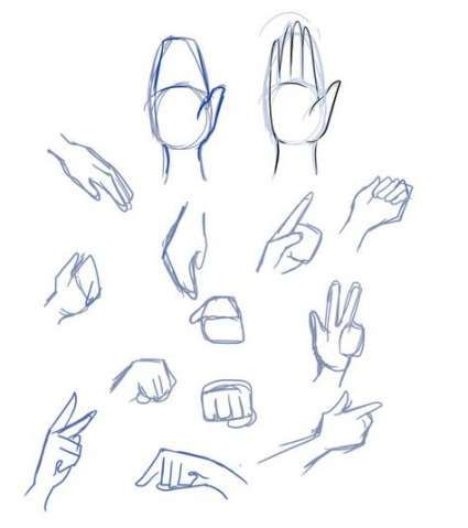 Super How To Draw Anime Hands Cartoon Ideas Drawing Anime Hands Anime Drawings Tutorials Cartoon Drawings