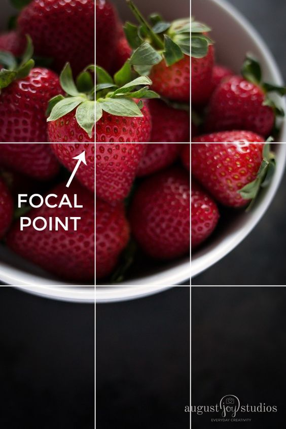 Food Photography Tips - August Joy Studios