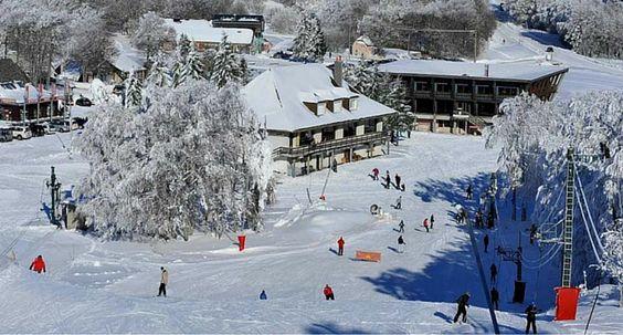 Laguiole Ski camping-car