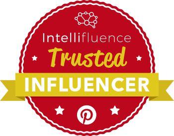 Pinterest Intellifluence Badge