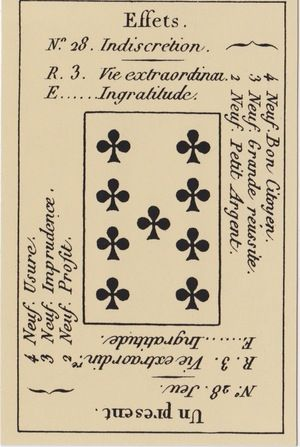 9 ♣ - Nine of Clubs